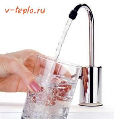 норматив температуры горячей воды