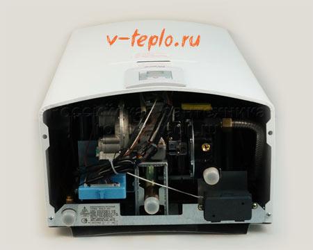 система электрического розжига газовой колонки
