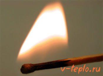 газовая колонка с ручным розжигом