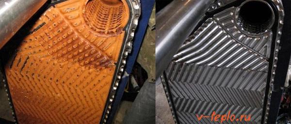 Как чистят теплообменник Пластинчатый теплообменник Alfa Laval MX25-MFMS Кемерово