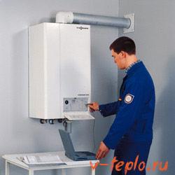 промывка газового котла своими руками