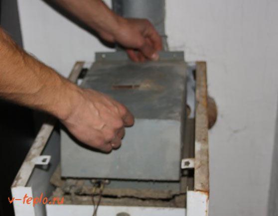 Теплообменник данко почистить промывка теплообменника газового котла в спб
