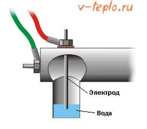 схема сборки электрокотла