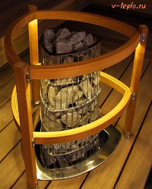 печь harvia kivi
