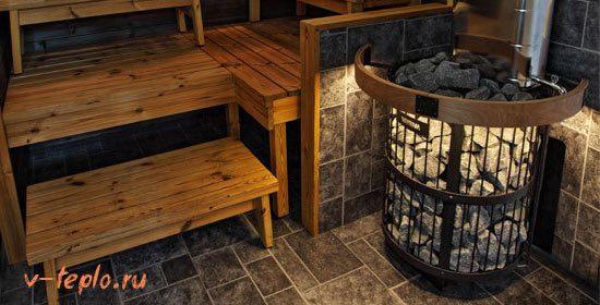 печь harvia фото