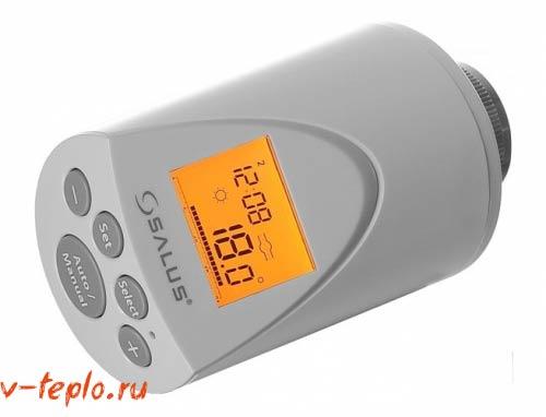 электронный регулятор отопления на радиатор