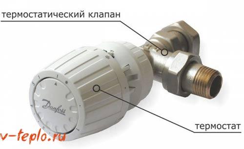 механический регулятор отопления