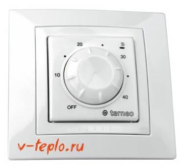 терморегулятор terneo rpt