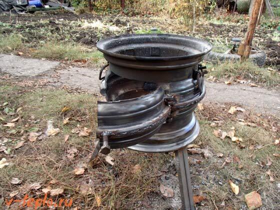 Как сделать печку для барбекю своими руками фото 406