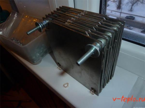 металл для водородног генератора