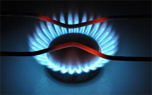 Какой расход газа у газовой плиты в час