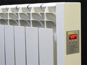 Электрические батареи отопления — виды и принцип работы