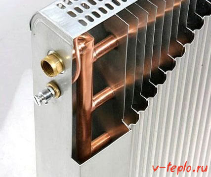 Теплопроводность радиатора