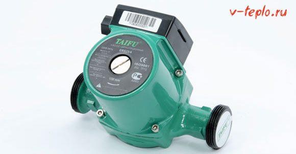 Установка насосов в системе отопления многоквартирного дома