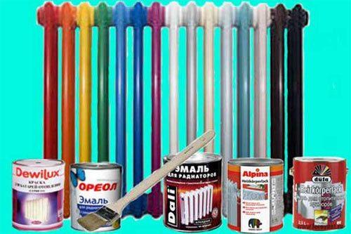 Цветовые решения