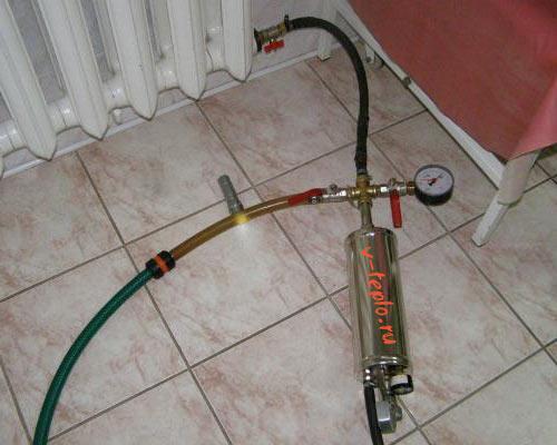 фото подключенного оборудования