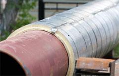 Теплоизоляция для труб водоснабжения и отопления