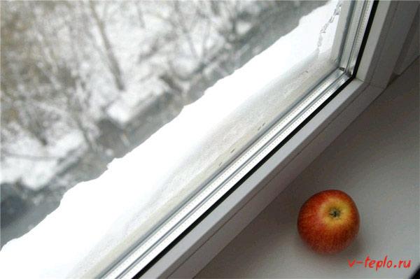 Как утеплить стеклопакеты