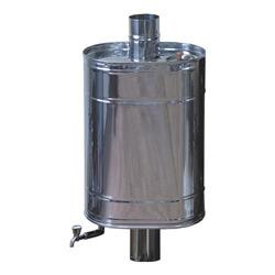 Цены и особенности установки бака для бани на трубу
