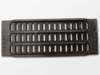 Размеры колосниковых решеток для печи