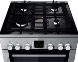 Газовые плиты с электрической духовкой