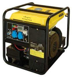Электрогенератор для дачи