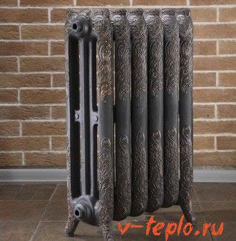 красивый дизайн радиатора