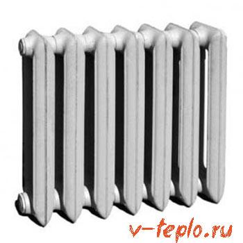 радиатор чугунный технические характеристики