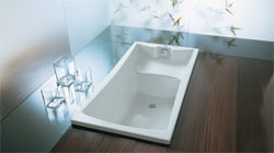 Сидячая ванна