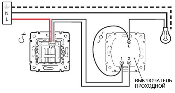 Как установить диммер — выключатель с регулятором освещения вместо обычного