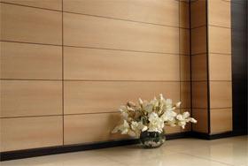 Отделочные материалы из древесноволокнистой плиты (МДФ)