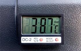 Электронные термометры оснащенные выносным датчиком