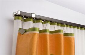 Стеновые карнизы для штор