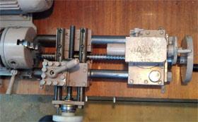 Как своими руками сделать токарный станок по металлу