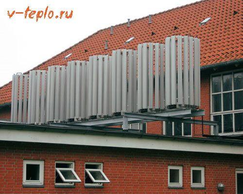 тепловой насос воздух-воздух
