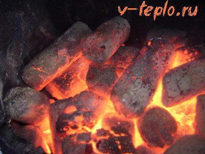 брикеты для отопления