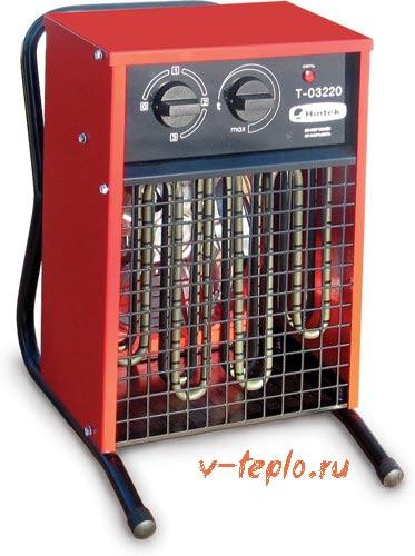 электрический тепловентилятор