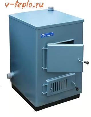 комбинированный котел: электричество - твердое топливо