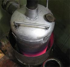 Инструкция по изготовлению печи Бубафоня