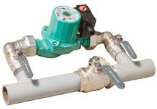 Правила выбора и установки водяного насоса для отопительных систем