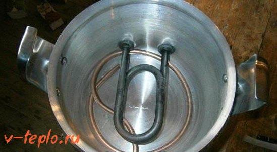 трубка для приточной воды