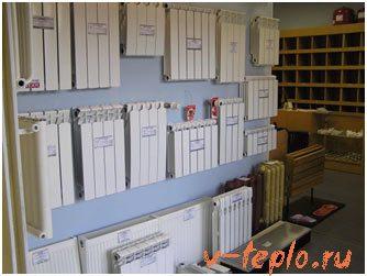 выбор радиатора под электродный котел