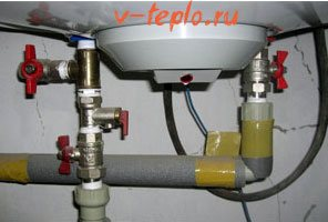 установка и монтаж системы