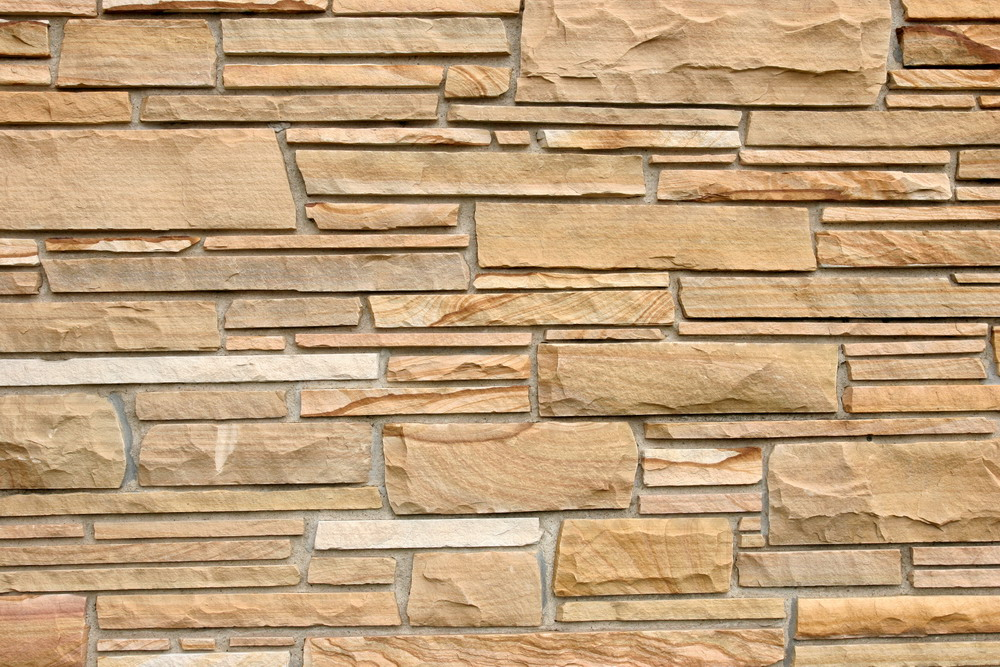 Каменная фасадная плитка