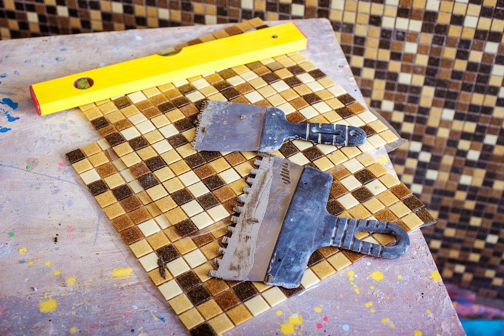 Мозаика для отделки стен бассейна