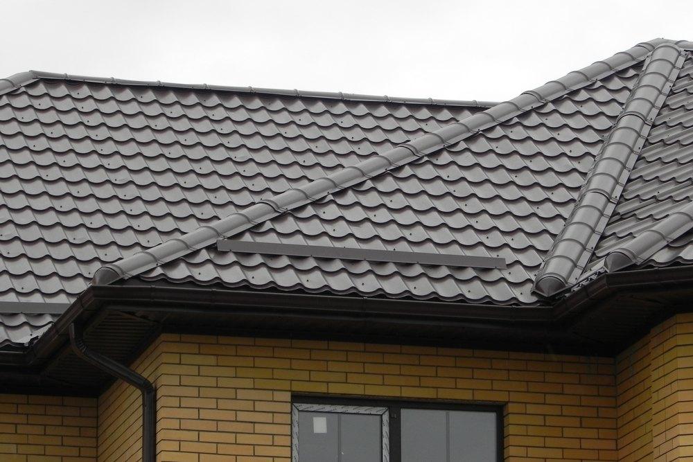 Утепление крыши частного дома керамзитом
