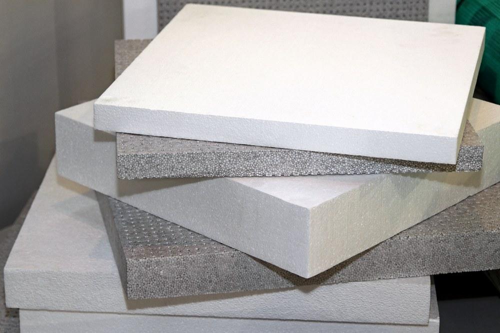 Пенопласт различной толщины для утепления