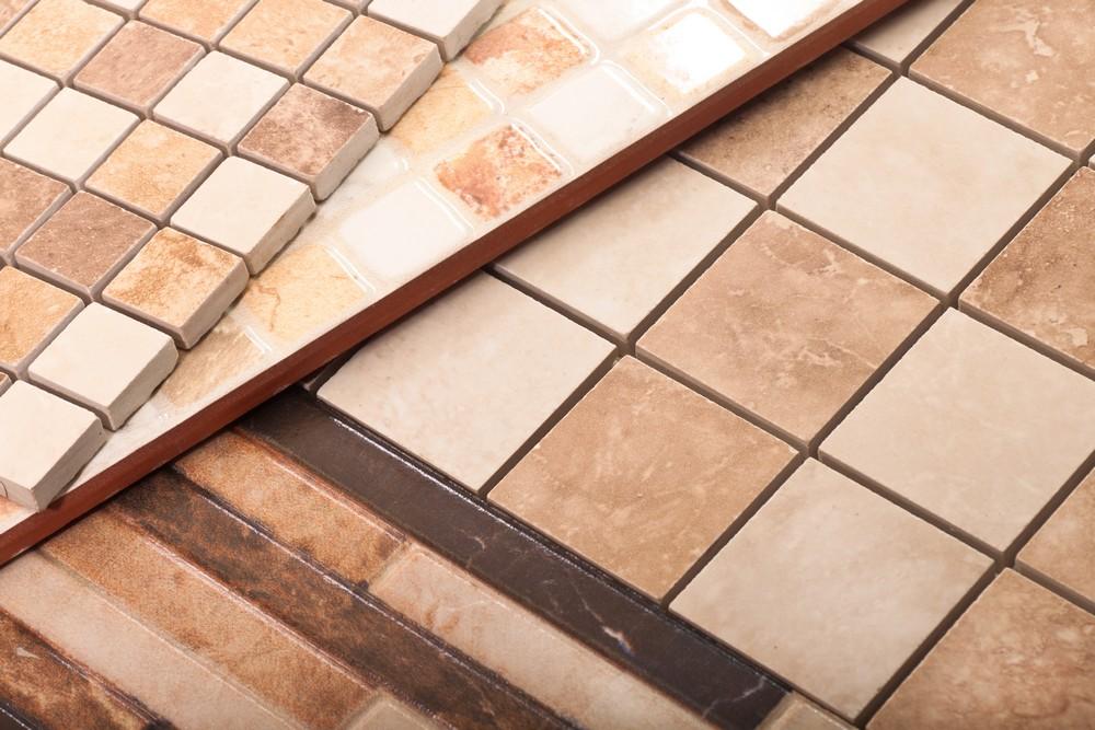 Мозаичная керамическая плитка