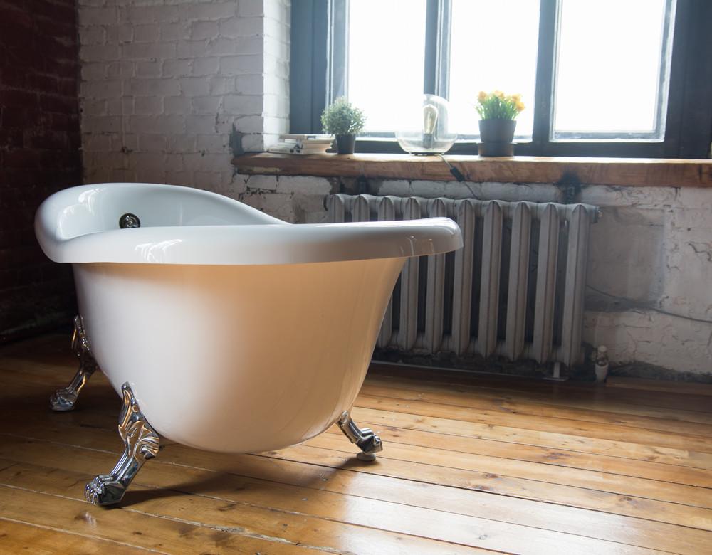 Покрыть ванну акрилом: реставрация своими руками