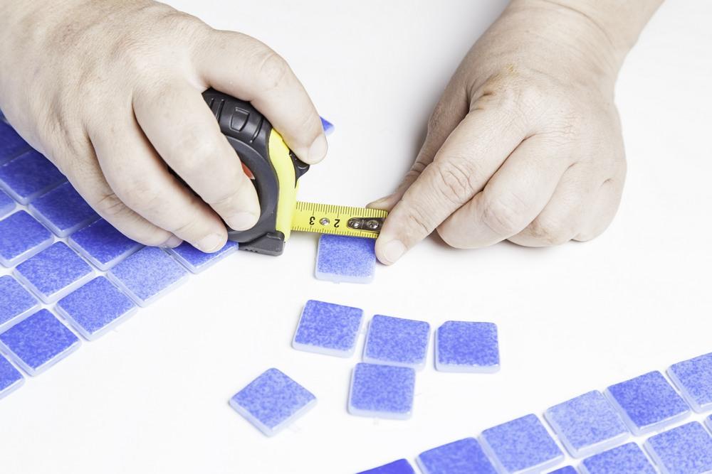 Расчет расхода мозаичной плитки